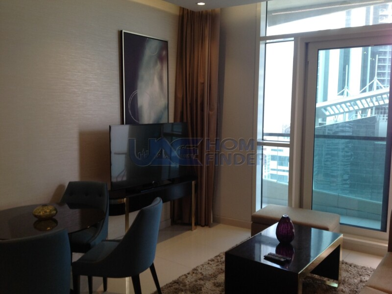 Luxury Apartment | Fully Furnished | High Floor