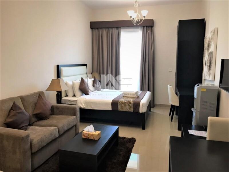 Studio Apartment For Sale in JVC, Hanover Square