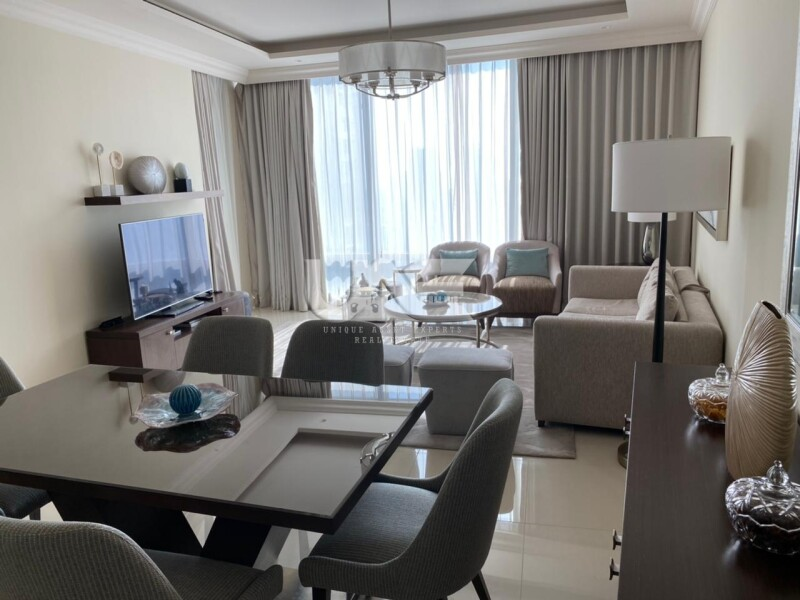 ALL BILLS INCLUDED | FULLY SERVICED | FULL FOUNTAIN & BURJ VIEWS