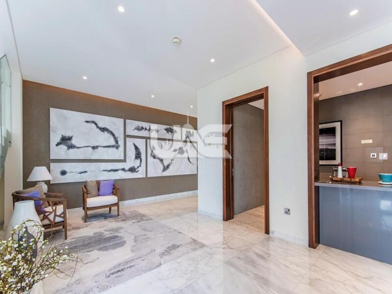 Stylish and Elegant Living   Post Handover Payment Plan   4Br plus Maids Villa