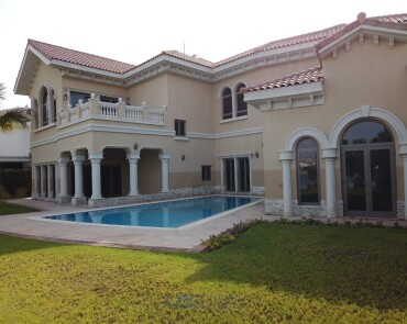 Best on the Palm | 5br | Luxury | Upgraded