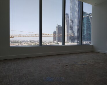 AED 60K - 805 sq ft - Canal Views - Fitted Office - Business Bay