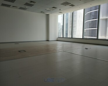 Partial Canal View - Fitted Unfurnished - @AED 60K - Business Bay