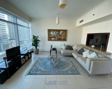 Fully Furnished Modern 1 Bed Apartment with Burj Khalifa View| Tenanted