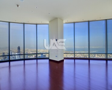 High floor / Large Layout / Lovely views / Fully Furnished / Luxury Living