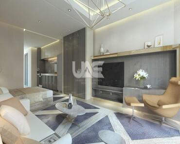 Studio Apt   Burj Khalifa View   Great Amenities