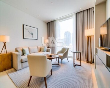 Burj Khalifa View| Serviced and Furnished Apartment.| Rented