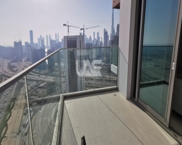 Monthly 10k all bills inclusive - Annual 85K - Furnished - Burj Khalifa View