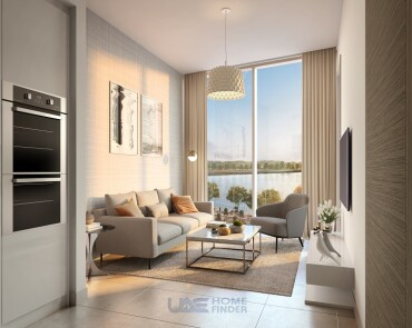 NEW LAUNCH - WAVES - 50% DLD Waiver - 2 BR