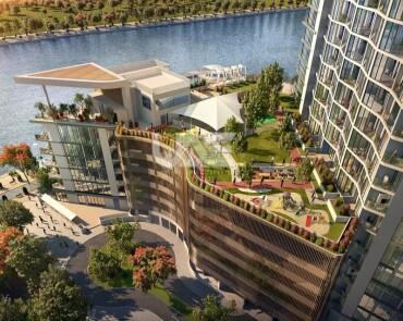 1 BR plus Study   Waterfront apartments   Sobha Hartland   Waves