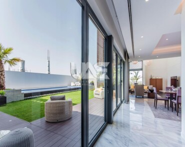 Stylish and Elegant Living | Post Handover Payment Plan | 4Br plus Maids Villa